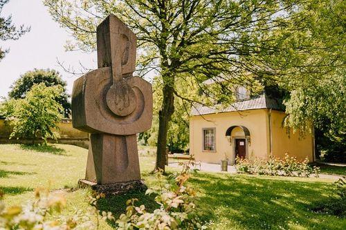 Beethovenov dom v parku kaštieľa Dolná Krupá