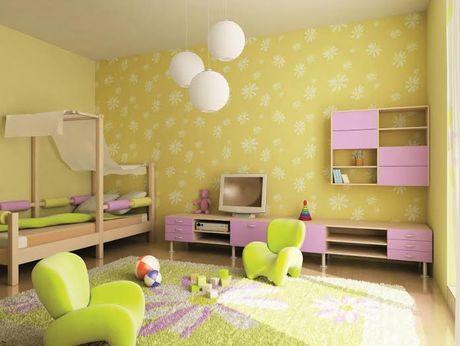 84f64573d930 Farebné nápady do každej detskej izby