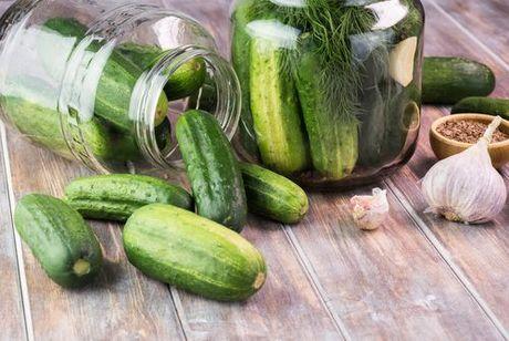 Ako zavarat uhorky