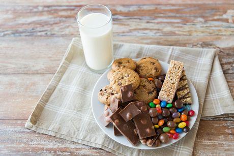 detkse keksy, mliecne rezy