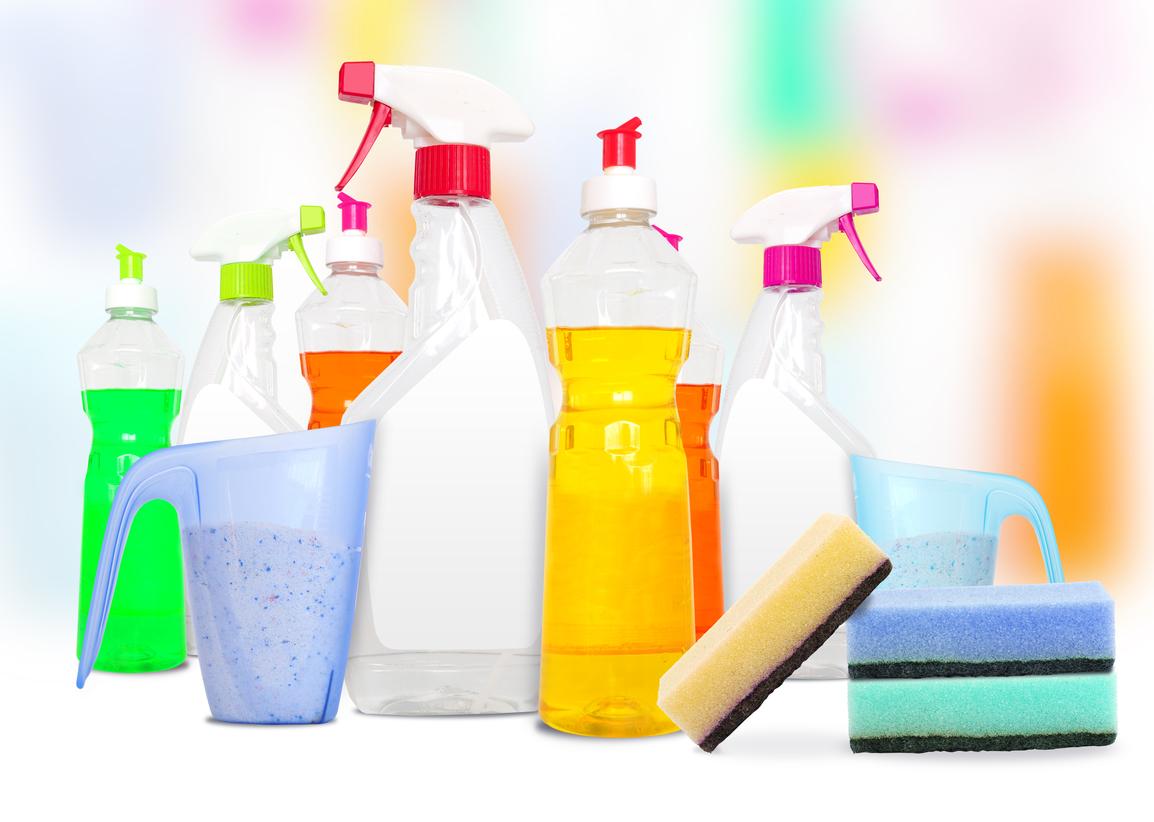 Čistá domácnosť aj bez chemikálií