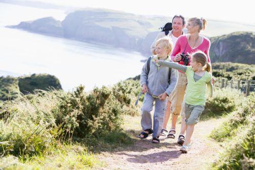 Ako si naplánovať túru s malými deťmi