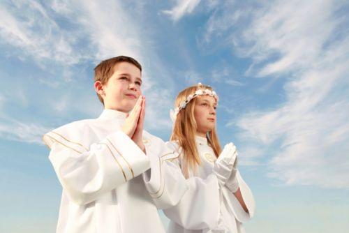 Budeme mať prvé sväté prijímanie