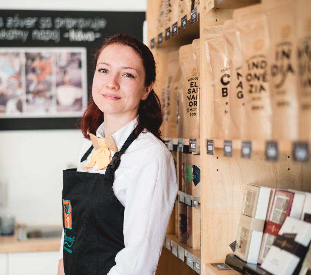 Monika Matúšová: Že káva s cukrom a mliekom škodí, je len mýtus