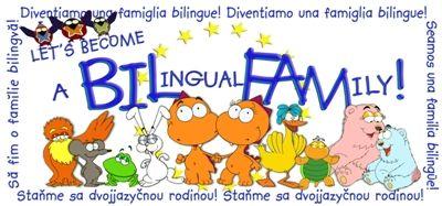 Ako sa stať dvojjazyčnou rodinou