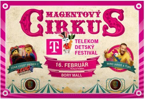 Najkrajší Detský festival chystá v Bratislave poriadny cirkus
