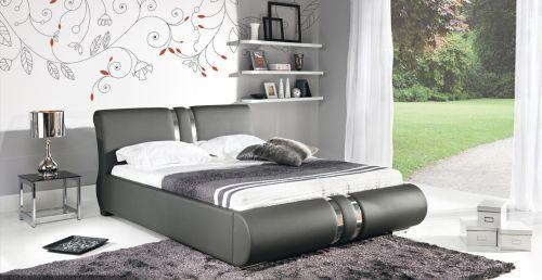 Máte v spálni dostatok miesta? Kúpte si modernú čalúnenú posteľ!