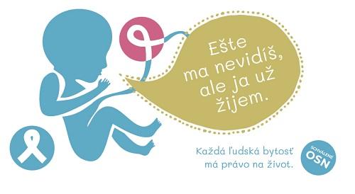 Rozbieha sa 20. ročník kampane Deň počatého dieťaťa