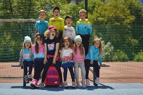 Podporte dobrú vec, aby sa mohli všetky deti naplno venovať športu