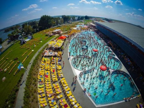 Čo nového v Aqualande Moravia