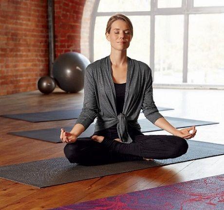 Načerpajte novú energiu pri cvičení jogy