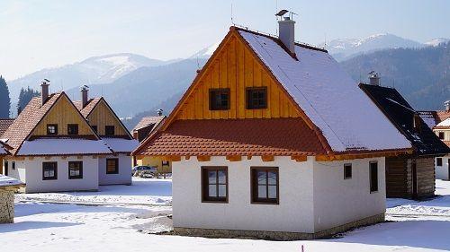 Gothal. Chalúpkové teplo domova na Liptove