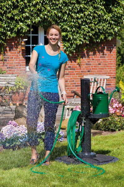 Ako a kde využiť dažďovú vodu