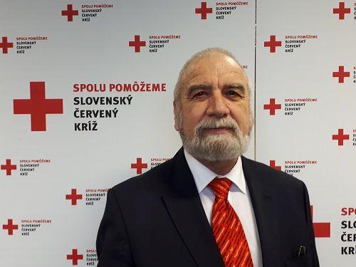 Viliam Dobiáš: Za 100 rokov zažil náš Červený kríž čas rozmachu aj likvidácie