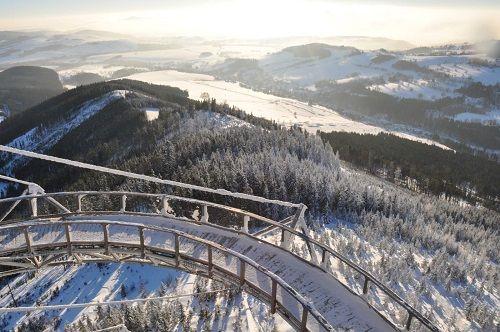 """Za lyžovačkou do """"exotiky"""" pod Králický Sněžník!"""