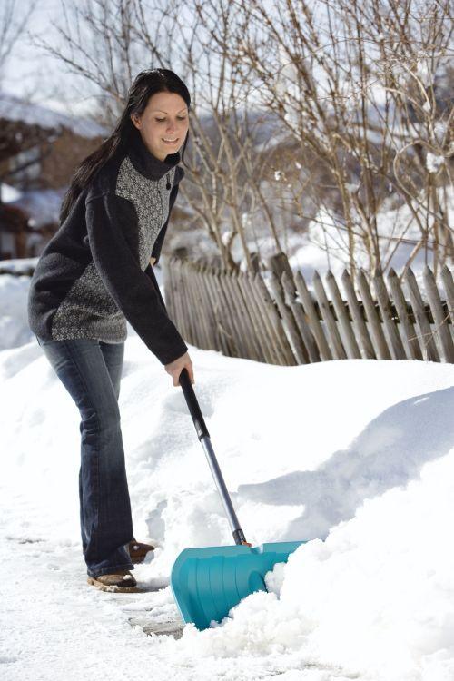 Ako si poradiť so snehom?