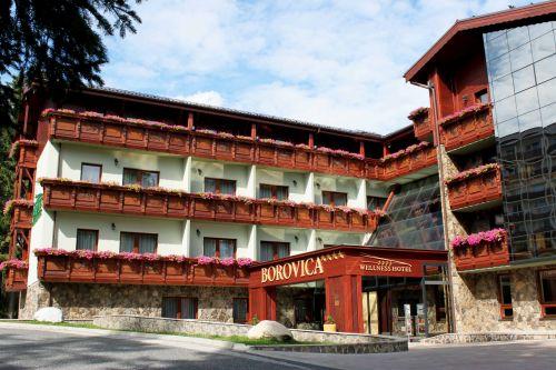 Strávte prázdniny vo Vysokých Tatrách v Borovici