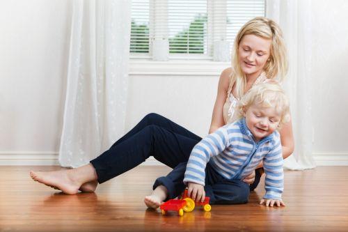 20 nápadov na spoločné cvičenie s malými deťmi