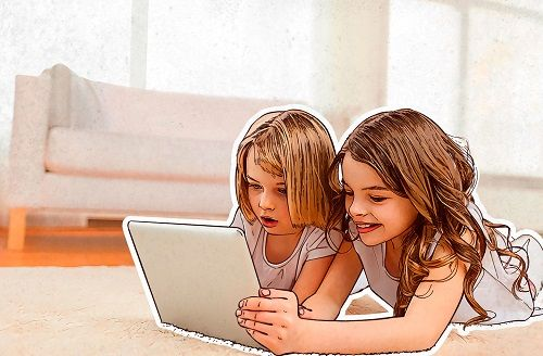 Ako dieťaťu čo najjednoduchšie vysvetliť nástrahy internetu?