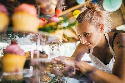 2x mamina, blogerka a podnikateľka s koláčikmi