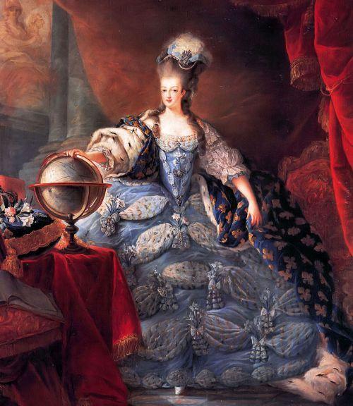 Kráľovná Mária Antoinetta