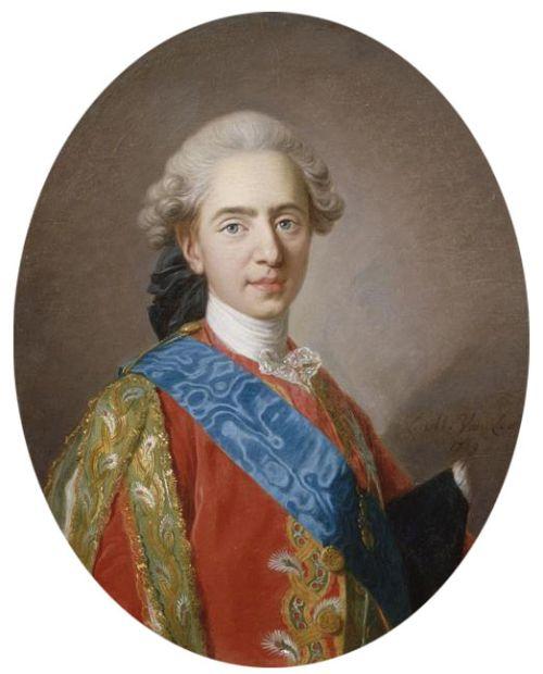 Svadba Márie Antoinetty a Ľudovíta XVI.