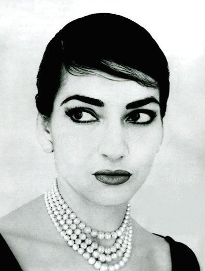Maria Callas – grécka diva talianskeho spevu