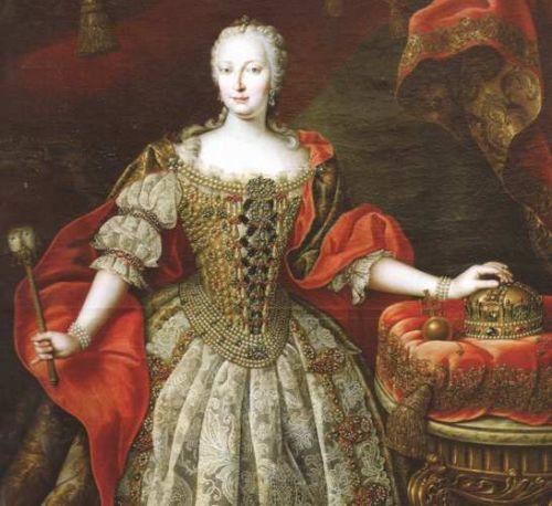 Mária Terézia – panovníčka, manželka a matka