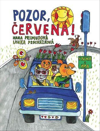 S novou rozprávkovou knihou sa deti hravo naučia základné pravidlá cestnej premávky
