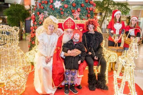 Vianočné trhy a čertovská párty v Poluse