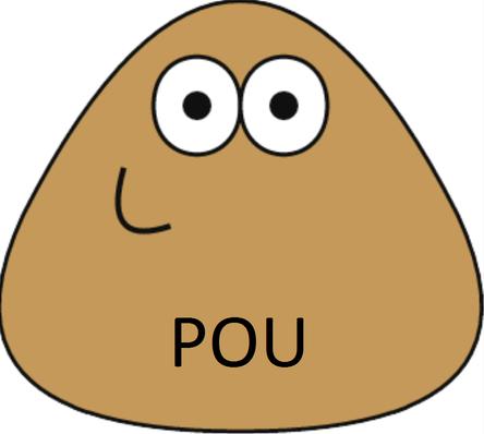 Pou - aplikácia pre deti