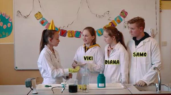 Milujú vaši školáci chémiu? Hor sa súťažiť