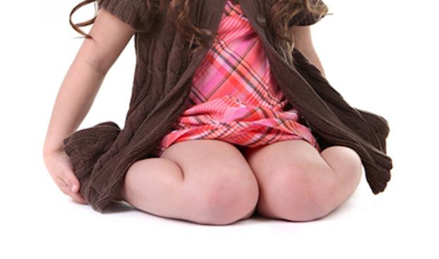 Čo sa stane, keď deti sedia zle