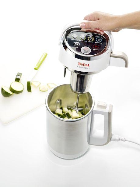 Tefal Easy soup – mixér, ktorý varí