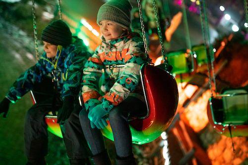 Čaro Vianoc vo Familyparku