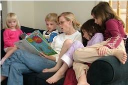 Pracovné listy k programu LearnEnglish Family IV.