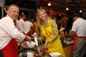 Originálny vianočný darček - kurz varenia v Chefparade