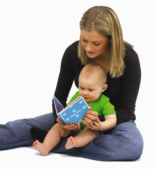 Čítame s deťmi – do jedného roku