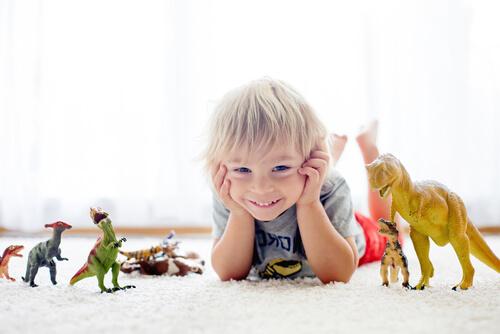 Zbožňuje tvoje dieťa dinosaurov? Znamená to, že je múdre