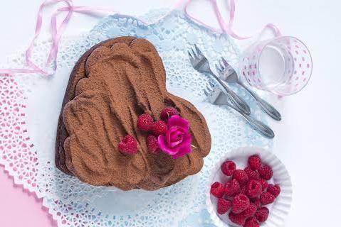Dve Valentínske tortičky