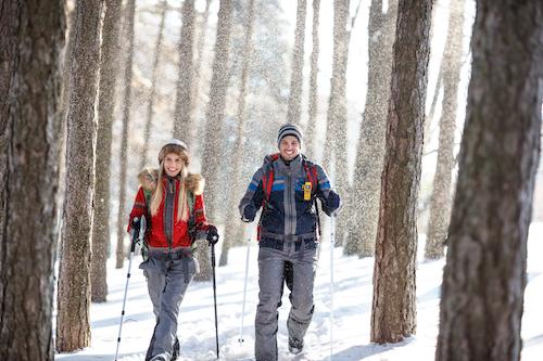 Ako sa pripraviť na lyžovanie a turistiku
