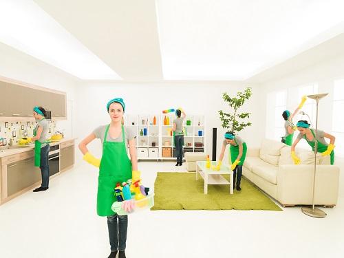 Ako upratať domácnosť bez veľkej námahy
