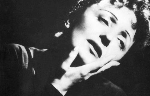 O čom spievala Edith Piaf