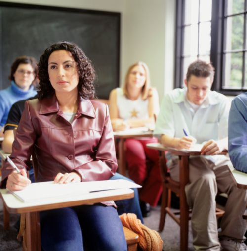 Externé formy štúdia na vysokej škole