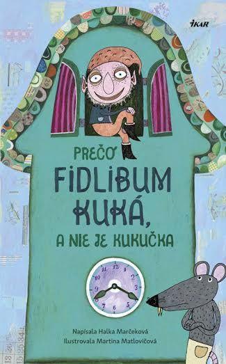 Škriatok Fidlibum sa nasťahoval do knižky