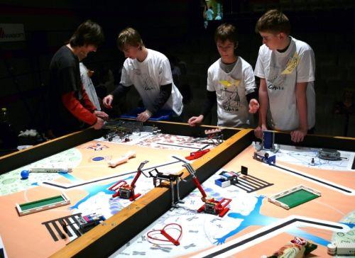 Letná liga FIRST LEGO League