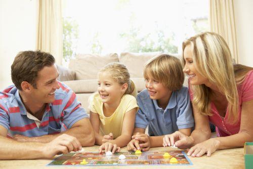 Máte zábudlivé deti? Zahrajte sa s nimi stolovú hru