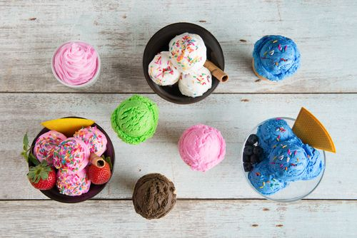 5 receptov na domácu zmrzlinu pre deti