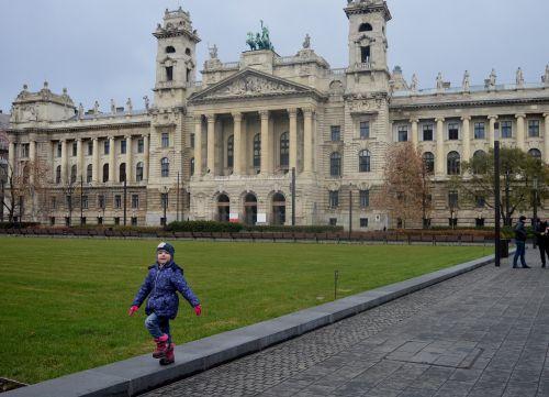 Budapešť s deťmi