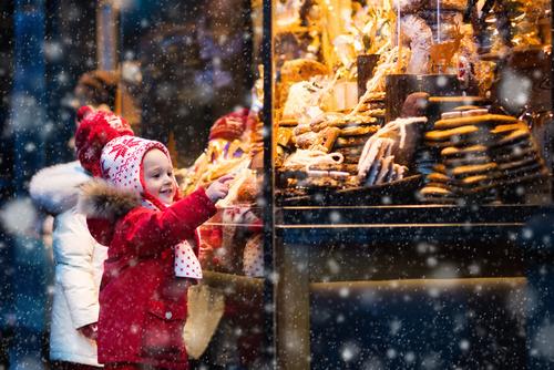 Kam na vianočné trhy?